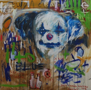 5-Galih-Blue Clown