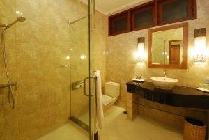 Bathroom of Super Deluxe